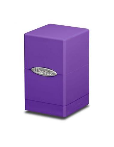 Satin Tower Purpura