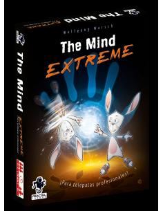 The Mind Extreme en Chile - lacaja