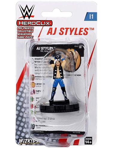 WWE Heroclix: AJ Styles