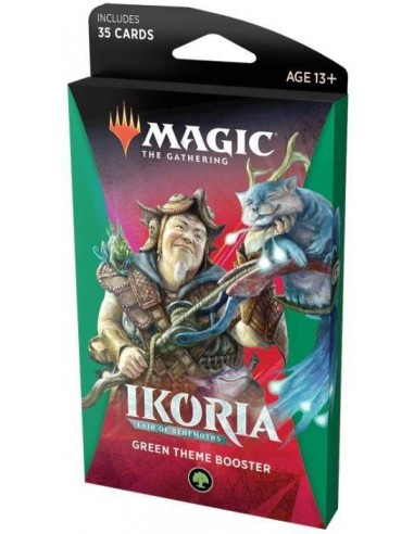 MTG Theme Booster: Ikoria Lair of...