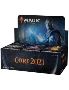 Magic The Gathering Core Set 2021 Colección básica en Chile Promoción Buy a Box Caja de 36 sobres Draft Booster Box