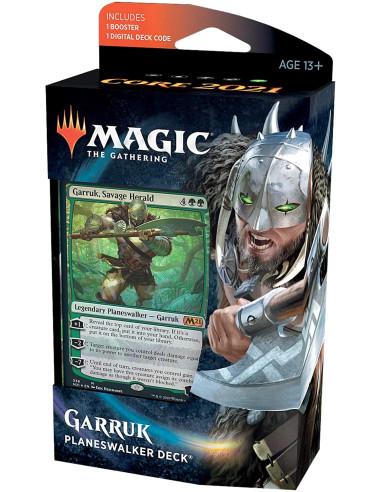 MTG Planeswalker: Garruk, Savage...