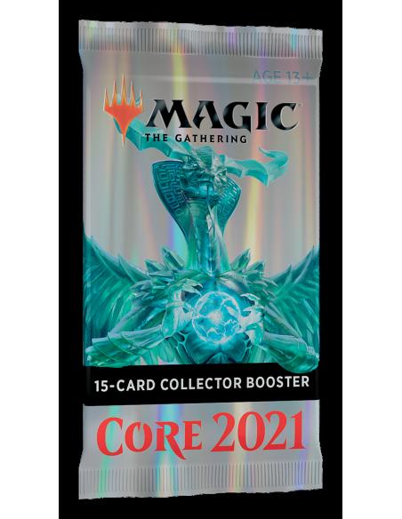 Collector Booster Magic Core Set 2021 (M21) en Magicsur Chile