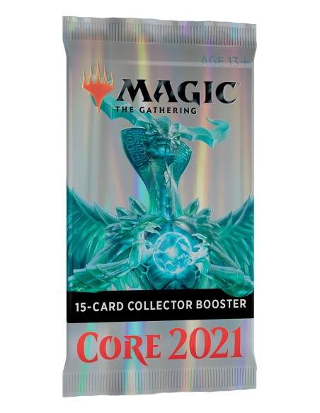 Collector Booster Magic Core Set 2021 (M21) en Magicsur Chile