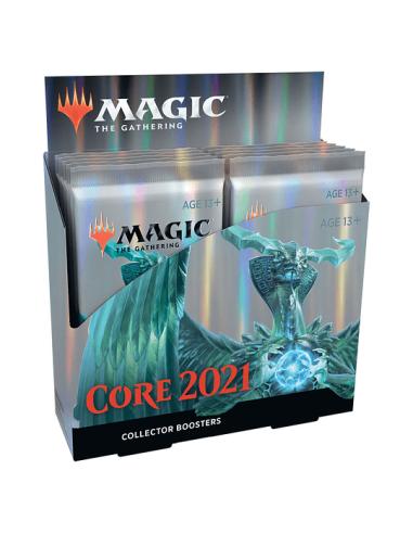 Collector Booster Magic Core Set 2021 (M21) en Magicsur Chile caja de 12 sobres