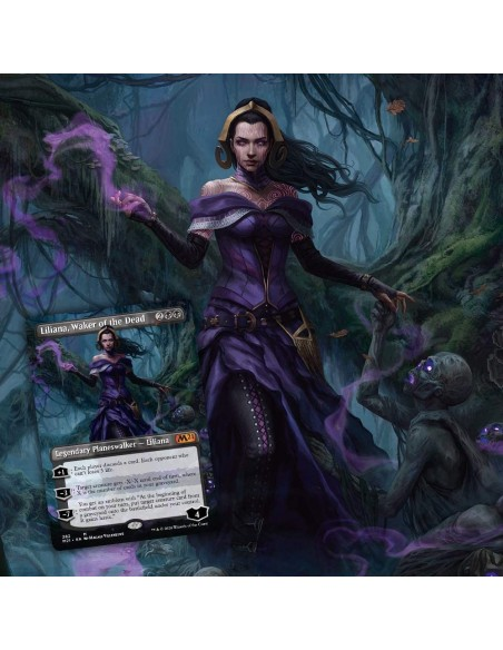 Liliana Magic 2021 Caja de Sobres