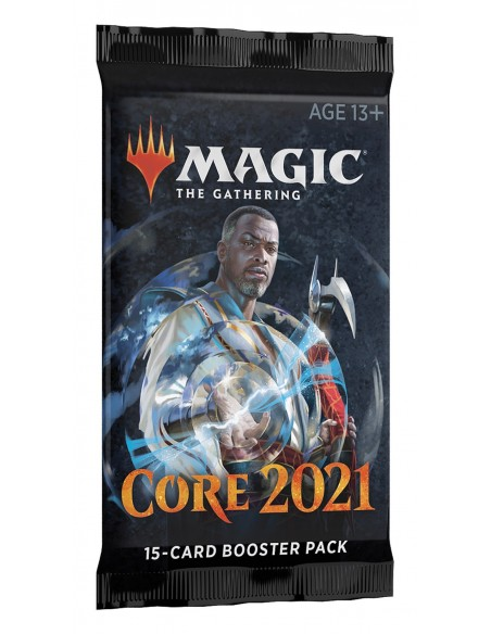 Magic The Gathering Core Set 2021 Colección básica en Chile - Booster de 15 cartas Sobres