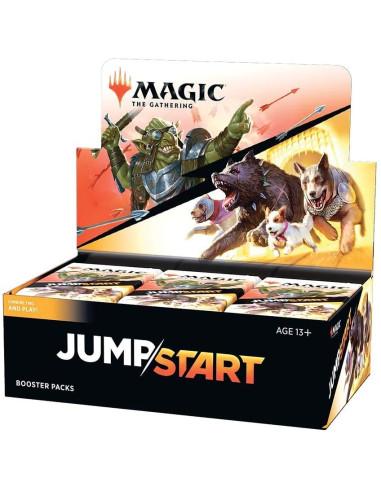 Magic The Gathering Jumpstart Caja de sobres en Magicsur Chile.
