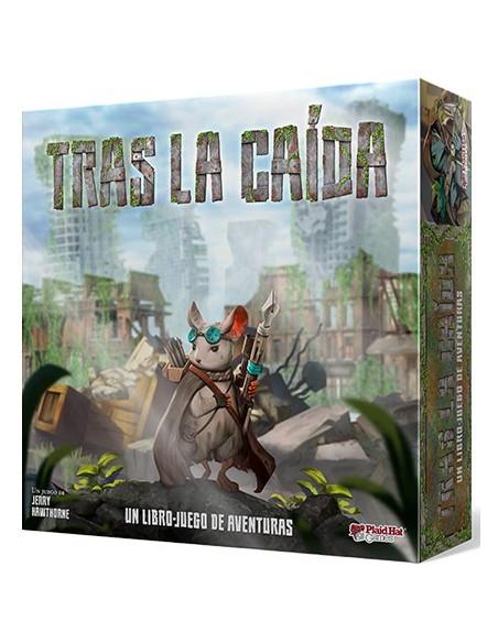 Tras la Caída - Aftermath - Caja - Magicsur Chile