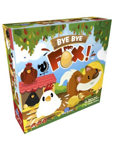Bye Bye Mr. Fox! - Caja - Magicsur Chile