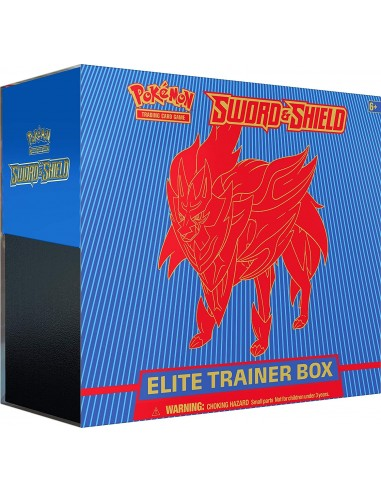 Pokémon TCG: Sword & Shield - Elite...