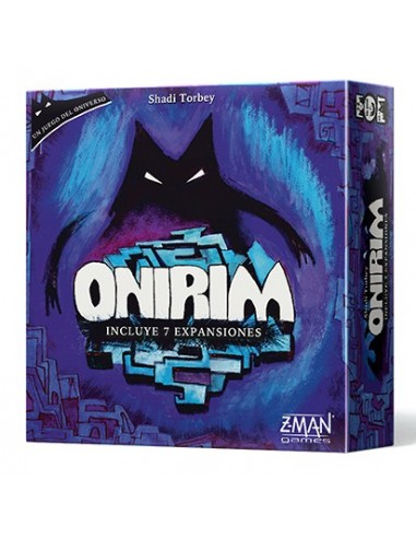 Onirim (Second Edition) - caja - Magicsur Chile