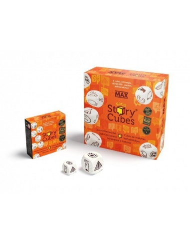 PREVENTA - Rory's Story Cubes: MAX