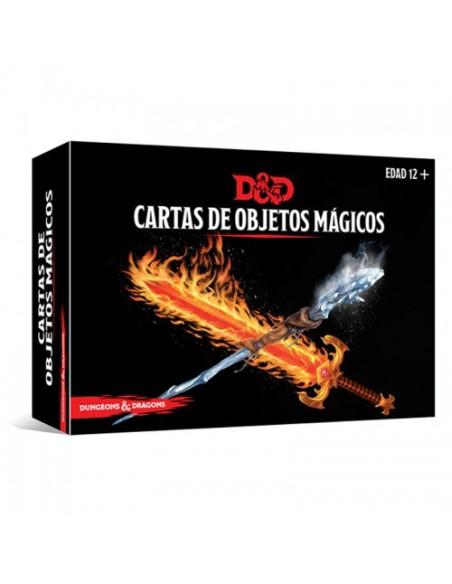 Dungeons & Dragons: Cartas de Objetos Mágicos - Magicsur Chile