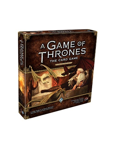 A Game of Thrones LGC 2nd Edition