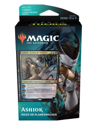 Magic: The Gathering Planeswalker...