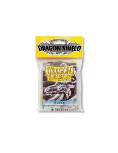 Protectores Dragon Shield - Mini Clear