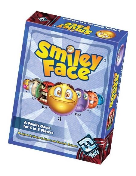 Smiley Face - Juego de Mesa