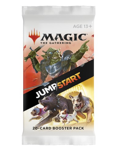 Magic The Gathering Jumpstart en Chile. Sobre individual a la venta.