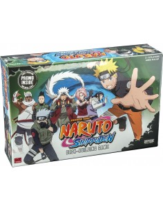 Naruto Shippuden - Deck Building Game