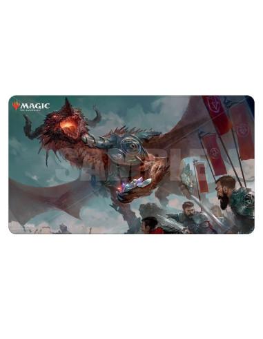 """Playmat Ultra Pro: M21 """"Traitorous Greed"""" - Magicsur Chile"""