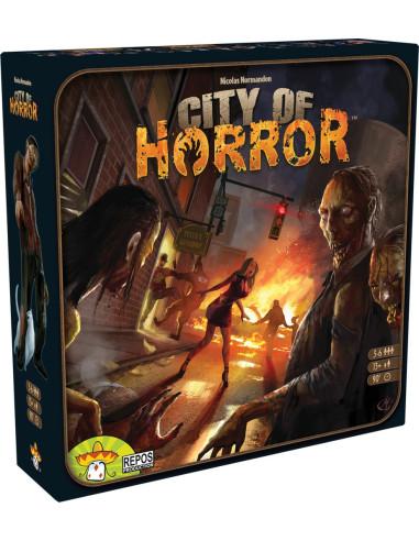 City of Horror - Juego de Mesa