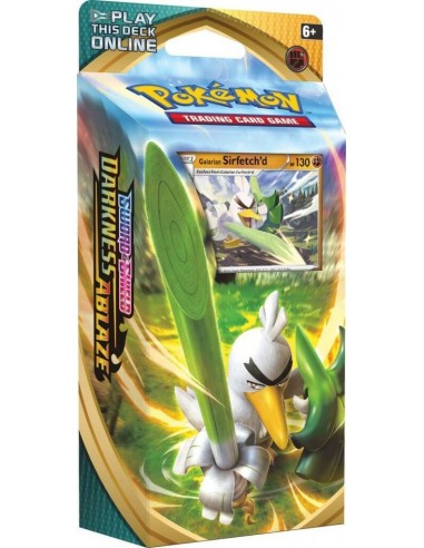 Pokémon TCG: Sword and Shield -...