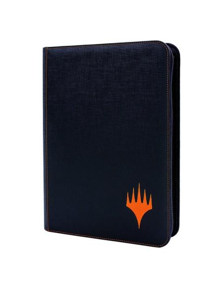 Carpeta Ultra Pro: Mythic Edition 9-Pocket Zippered Pro-Binder en Magicsur Chile