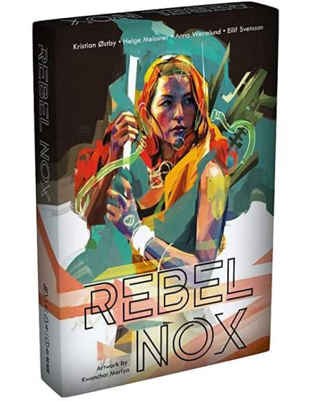 Juego de cartas Rebel Nox en Magicsur Chile