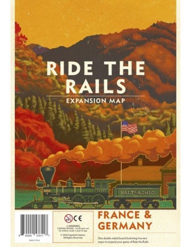 Ride the Rails: France & Germany...