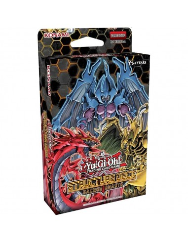 Yu-Gi-OH!: Structure Deck: Sacred Beasts