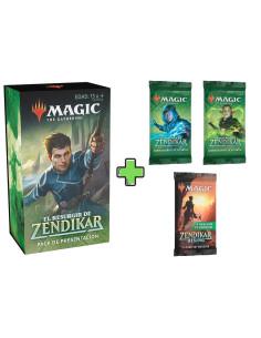 Pack de Prerelease de El Resurgir de Zendikar en Magicsur Chile