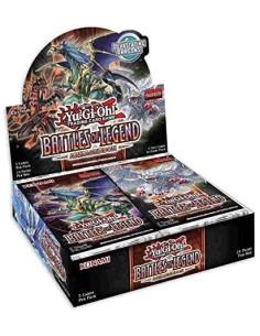 Yu-Gi-OH! Battles of Legend: Armageddon - Caja - Magicsur Chile