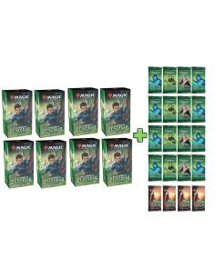 COMBO 8 Packs de Prerelease de El Resurgir de Zendikar en Magicsur Chile