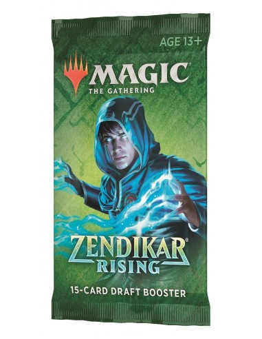 Magic The Gathering Zendikar Rising en Chile - Sobre individual - draft booster