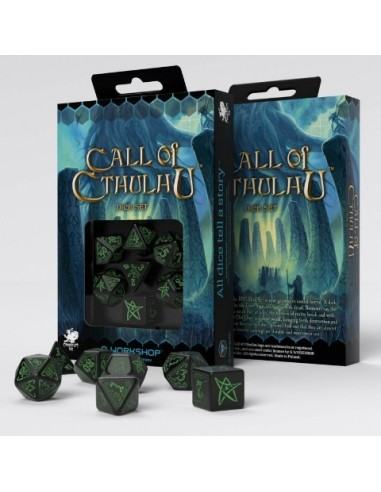 Dados Q WORKSHOP: Call of Cthulhu...