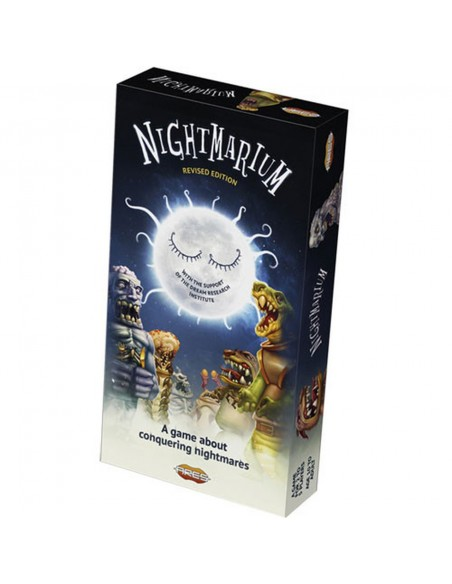 Nightmarium: Revised Edition - Juego de Mesa - Magicsur Chile