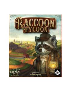 Racoon Tycoon - Caja - Magicsur Chile