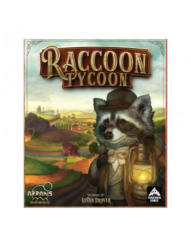 Racoon Tycoon - Caja - Magicsur Chile