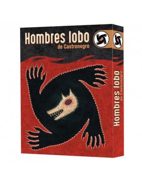 Los Hombres Lobo de Castronegro - Blister - Magicsur Chile