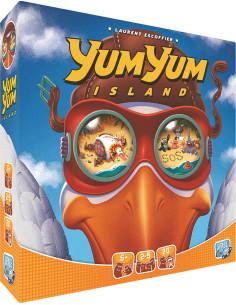 Yum Yum Island - caja juego de mesa - Magicsur Chile