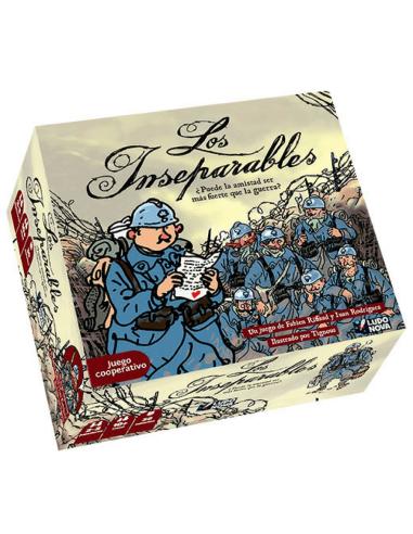 Los Inseparables-  Juego de Cartas - Magicsur
