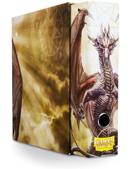Carpeta Dragon Shield: Arcane Tinman Slipcase Binder - Magicsur Chile