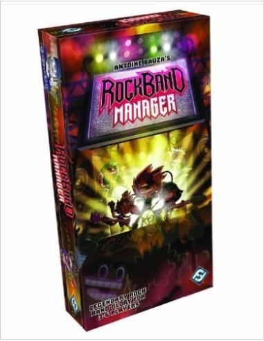 Rockband Manager - Juego de Mesa