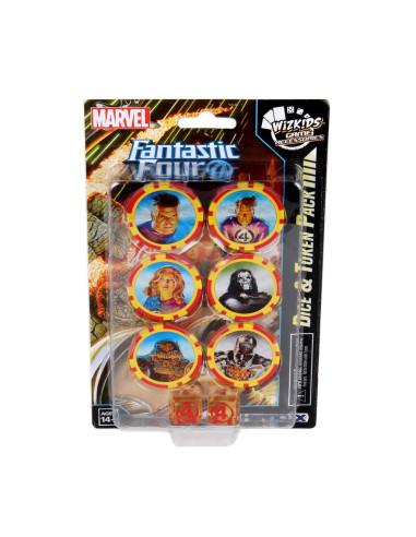 Marvel HeroClix: Fantastic Four Dice...