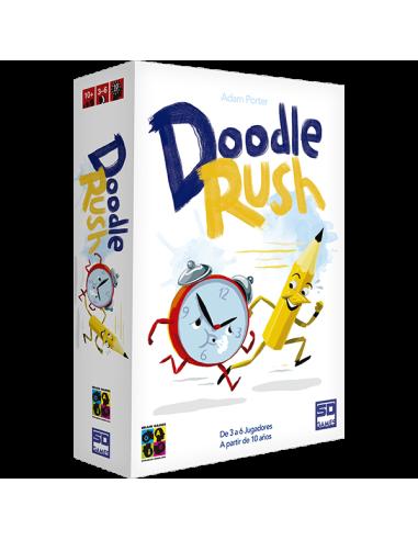 Doodle Rush - Preventa