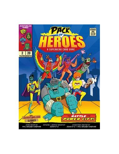 Pack of Heroes - Juego de Mesa