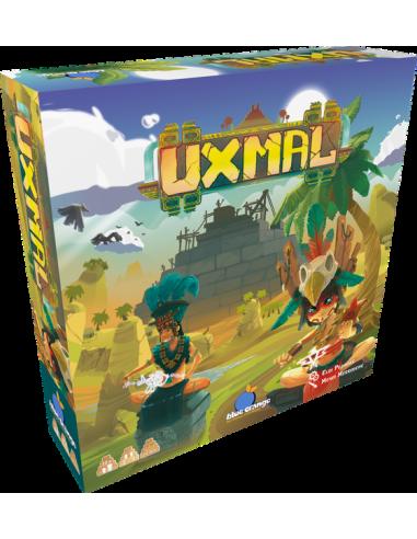 Uxmal - Caja - Magicsur Chile