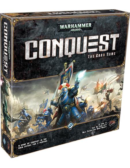 Warhammer 40.000 - Conquest