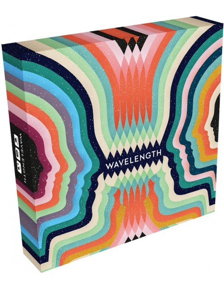Wavelength - Juego de mesa - caja -Magicsur Chile